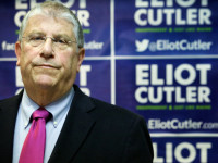 VIDEO: Cutler Press Conference on Future of His Campaign