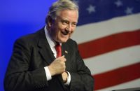 Pressler Thanks Supporters, Blasts Outside Groups