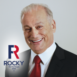 Rocky De La Fuente Fights for Write-In Status in California